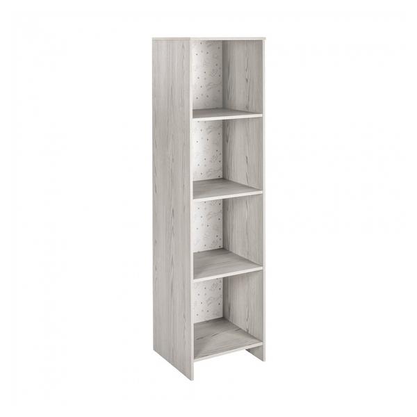 Schardt - Bibliothèque enfant Pixie Grey H : 165cm L : 44cm P : 42cm