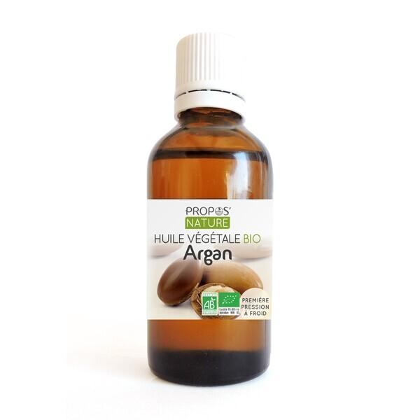 Propos'Nature - Huile d'argan BIO 50 ml