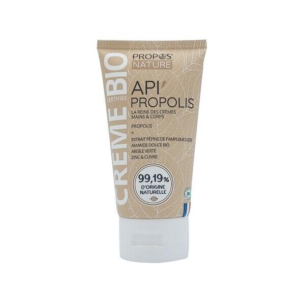 Propos'Nature - Crème Propolis BIO 100 ml