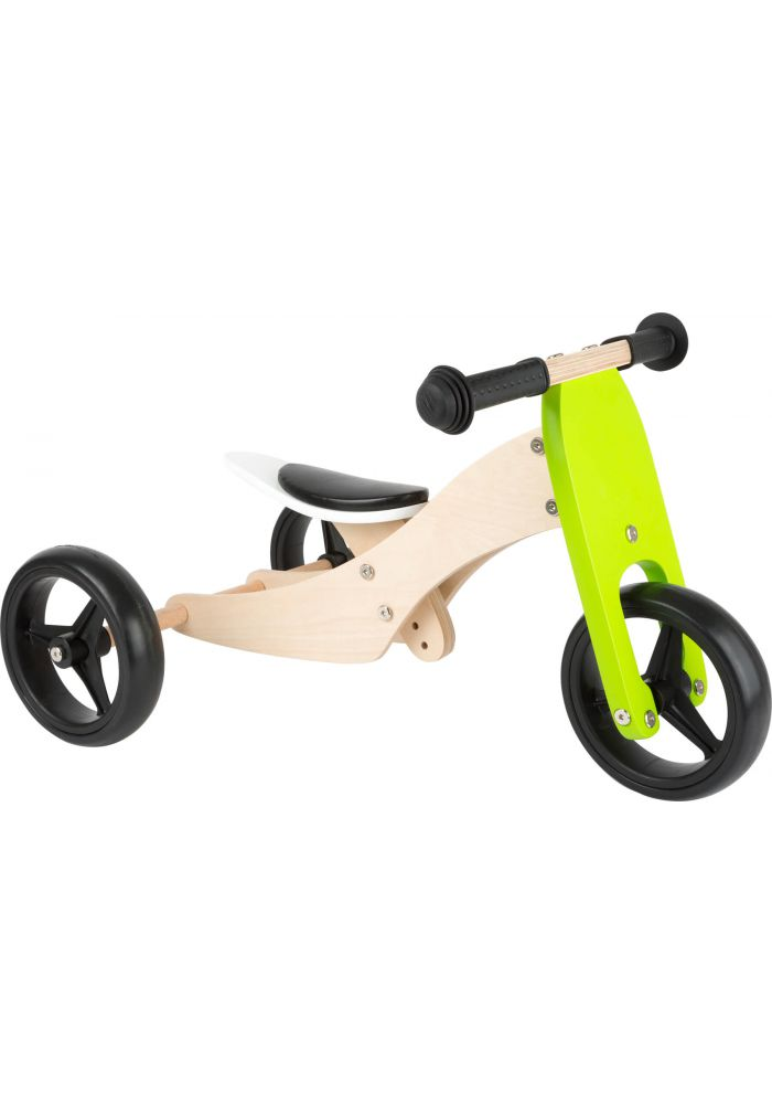 Achat nature - Tricycle + draisienne Trike
