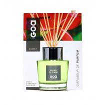Goa - Goatier Esprit Fleur de tiaré - Diffuseur de Parfum à tiges de