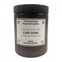 Drake Home Fragrances - Bougie parfumée naturelle, senteur Bergamote & Bois Exotiques 1