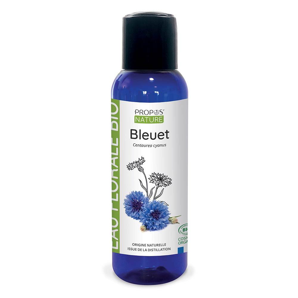 Propos'Nature - Bleuet BIO - Hydrolat 100 ml
