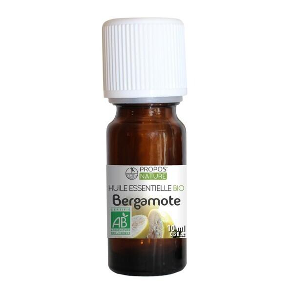 Propos'Nature - Bergamote BIO (AB) - Huile essentielle 10 ml