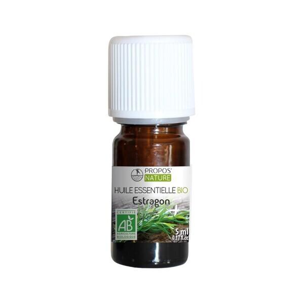 Propos'Nature - Estragon BIO (AB) - Huile essentielle 5 ml