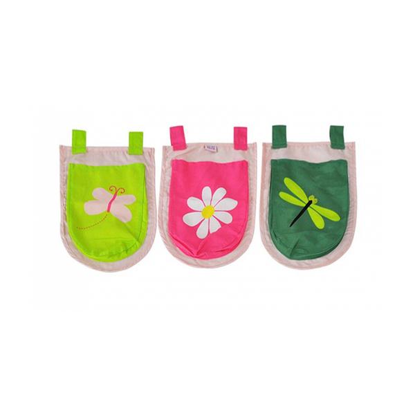 Vipack - 3 Pochettes Pino Spring 52cm Multicolore