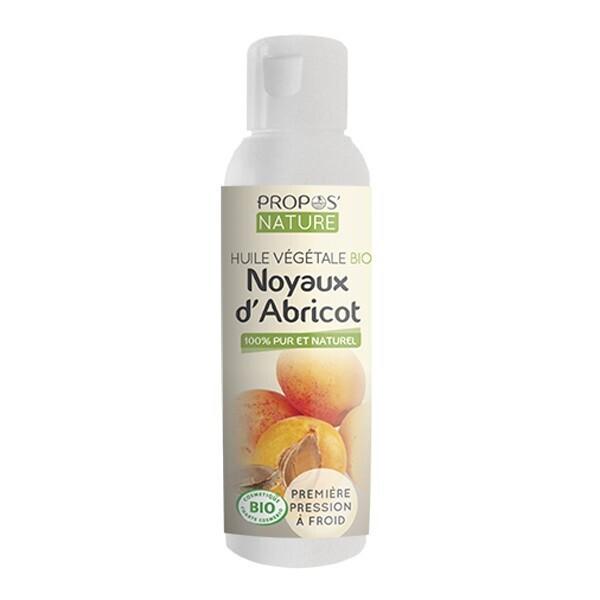 Propos'Nature - Abricot BIO - Huile végétale vierge Contenance - 100 ml