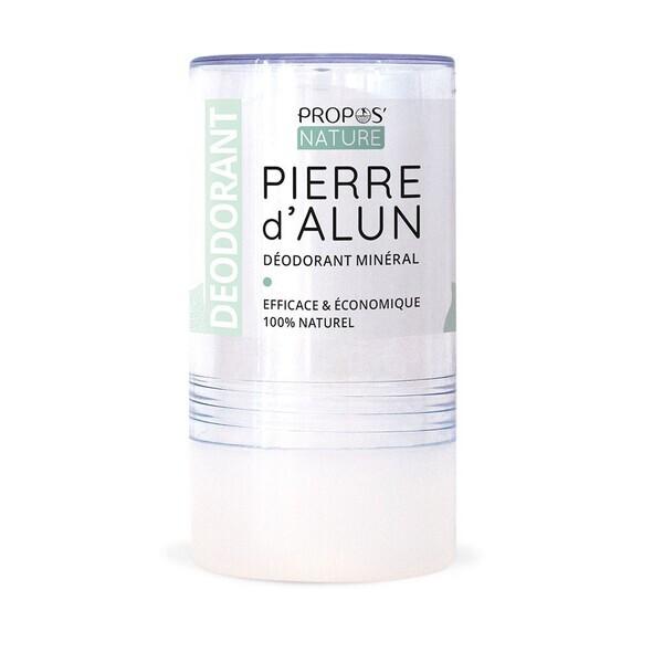 Propos'Nature - Pierre d'Alun - Déodorant Minéral 100% Natur