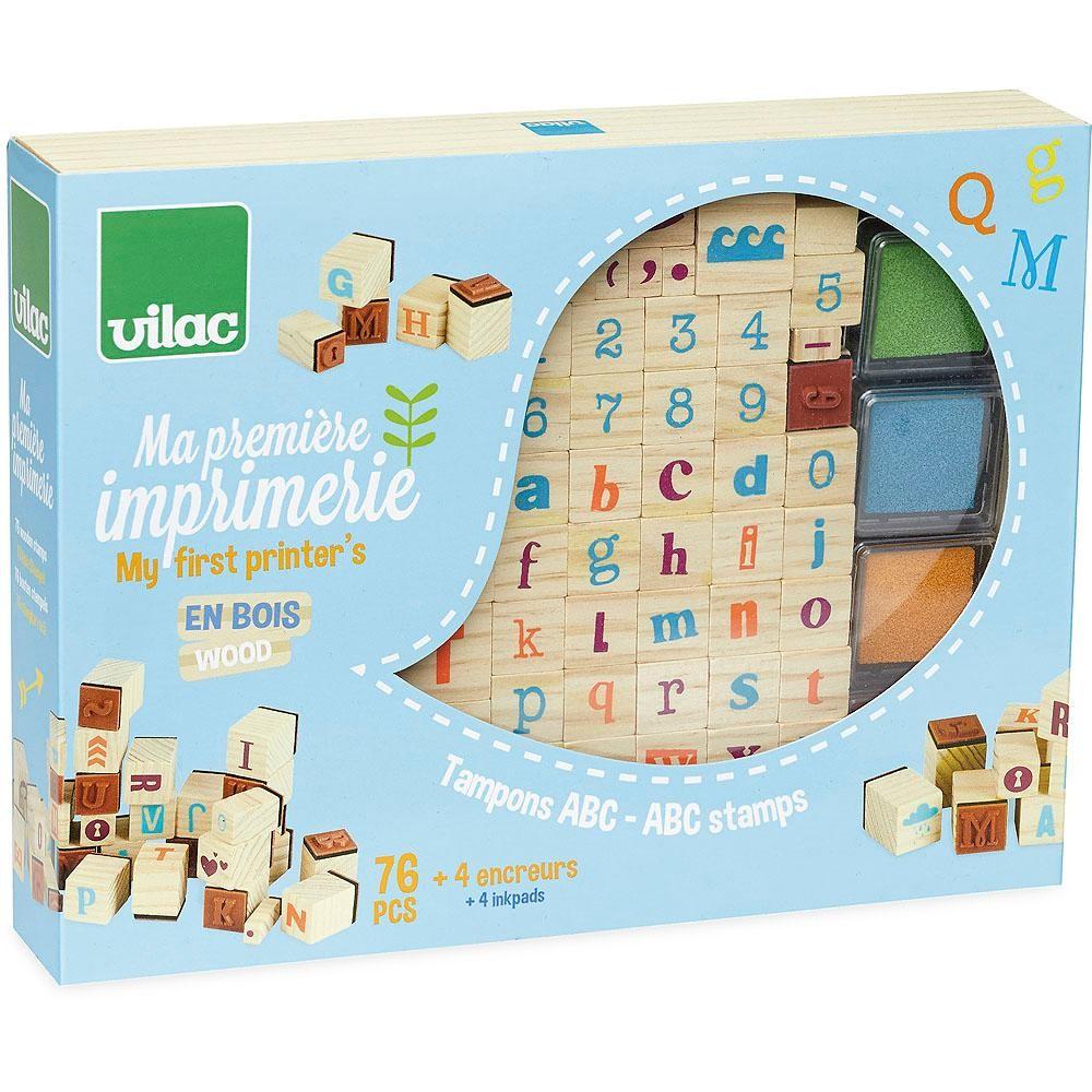 Vilac - Ma Premiere Imprimerie