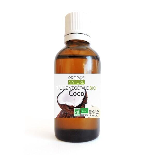 Propos'Nature - Huile de coco BIO 50 ml