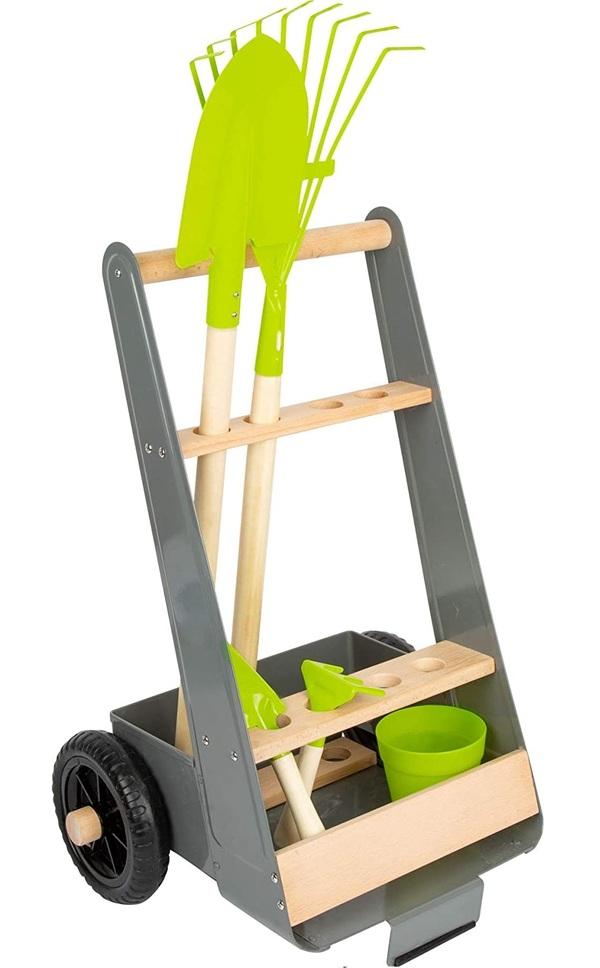 Achat nature - Chariot de jardin en kit à monter