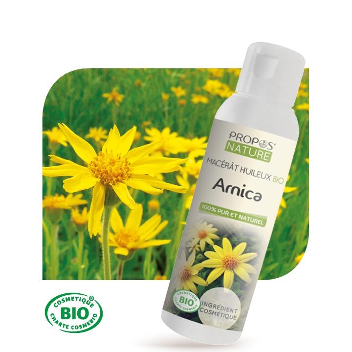Propos'Nature - Arnica BIO - Macérât huileux Contenance - 100 ml