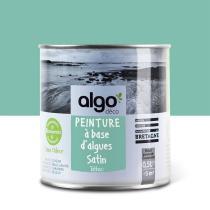 Algo Peinture - Bleue-Verte Algo à base d'algues 100% naturelles (Tatihou)