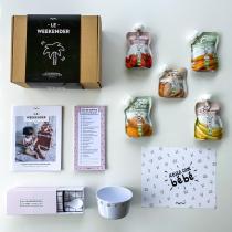 Popote - La box Weekender
