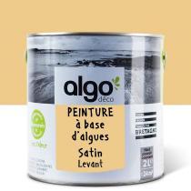 Algo Peinture - Blanche Algo à base d'algues 100% naturelles (Blanc)