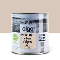 Algo Peinture - Beige Algo à base d'algues 100% naturelles (Beige sableux)