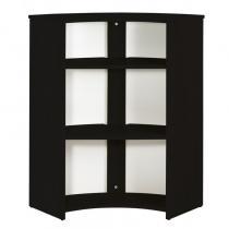 Simmob - Meuble-Comptoir Bar 96 cm Noir - Manhattan 508