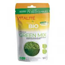 Madia Bio - Green mix détoxifiant 125g