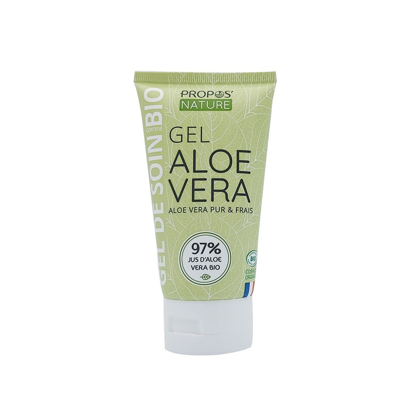 Propos'Nature - Gel d'Aloe Vera BIO Contenance - 100 ml -Tub