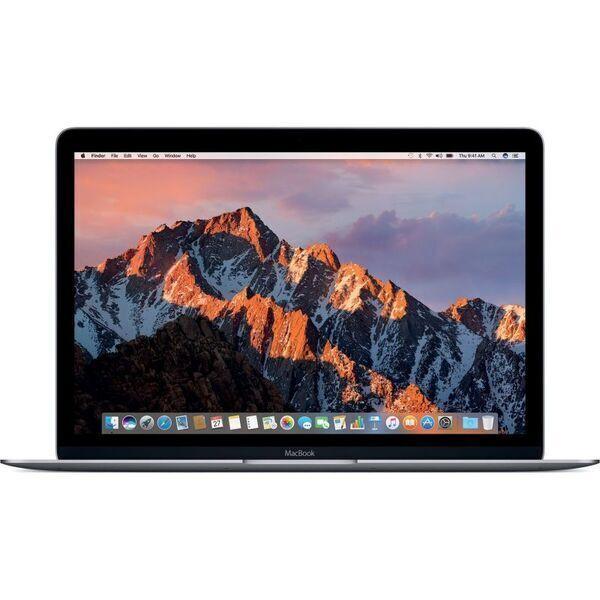 "Apple - Macbook 12"" 2017 Gris, 8Go, 256Go - Comme neuf"