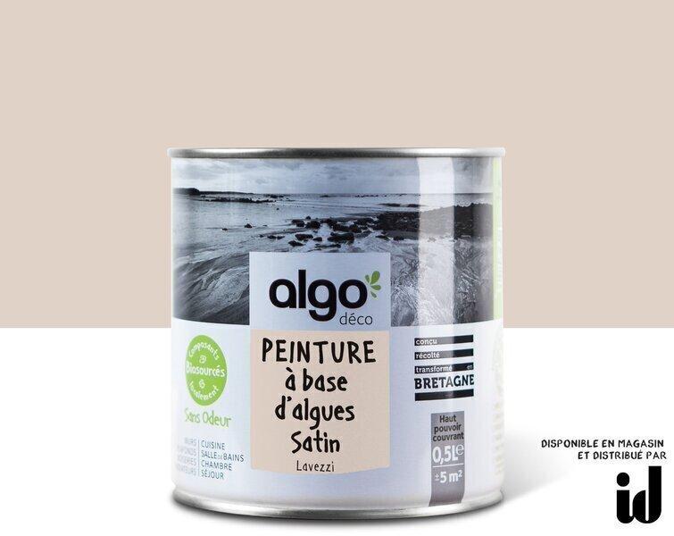 Algo Peinture - Beige Algo à base d'algues 100% naturelles (Lavezzi)