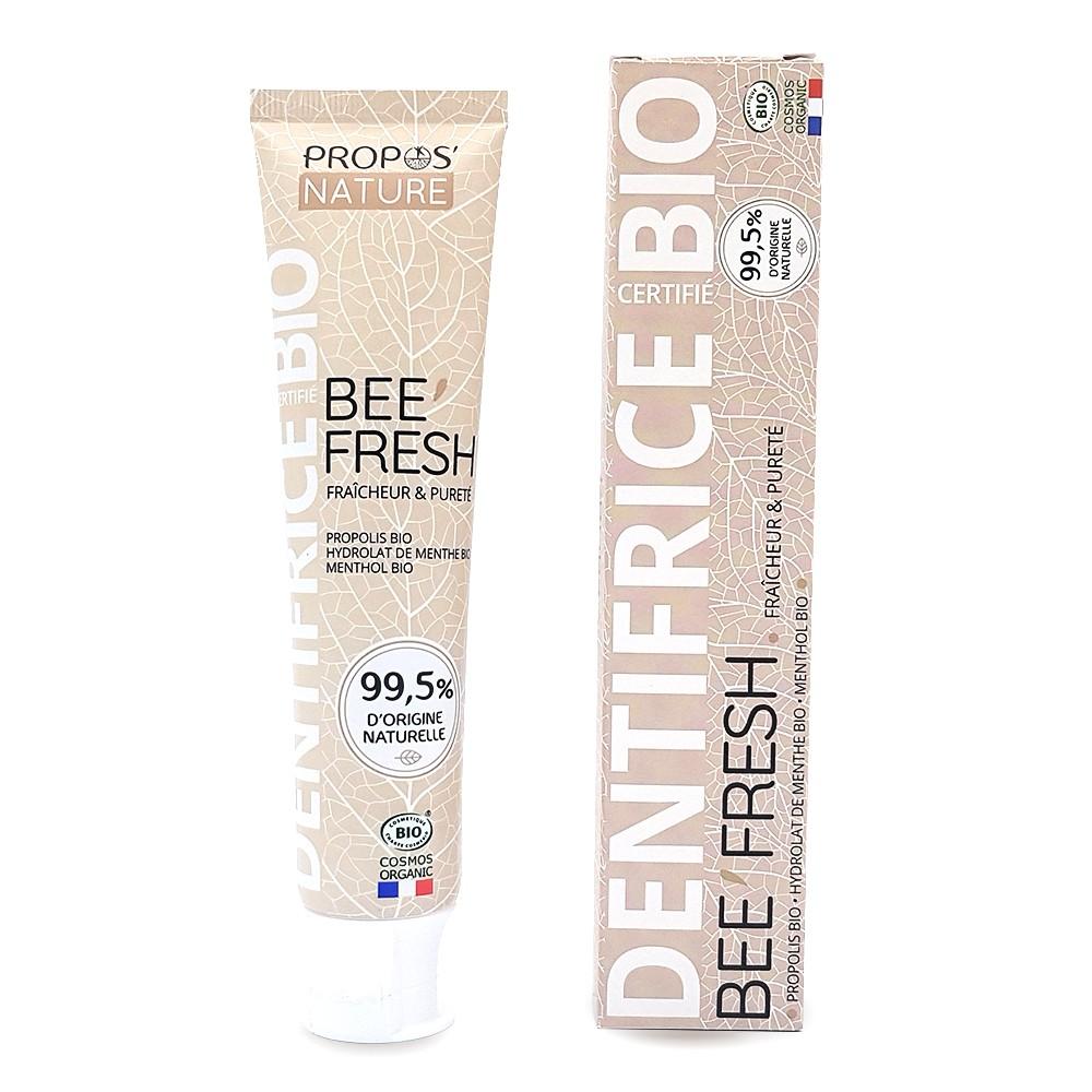 Propos'Nature - Dentifrice BEE'FRESH BIO Contenance - 75ml -
