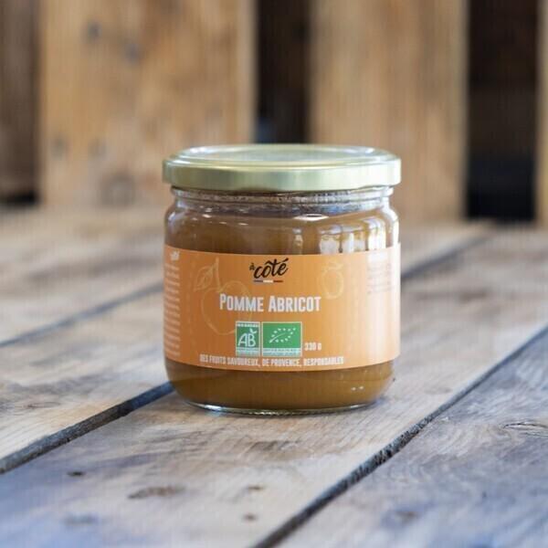 À COTÉ - À COTÉ - Dessert pomme abricot