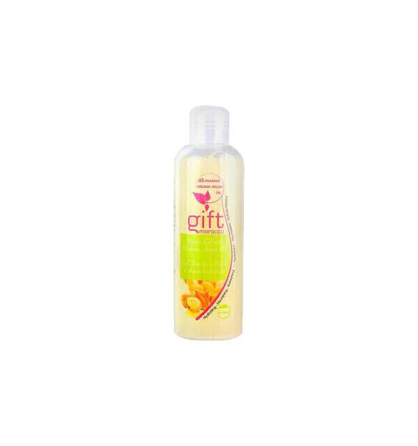 Gift Morocco - Gel douche naturel à l'Huile d'Argan biologique - 200 ml Gift Mo