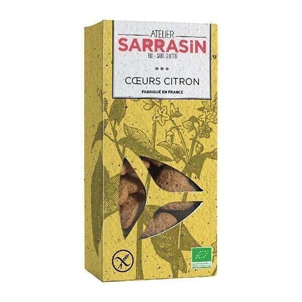 Atelier Sarrasin - ATELIER SARRASIN - BISCUITS SARRASIN CITRON