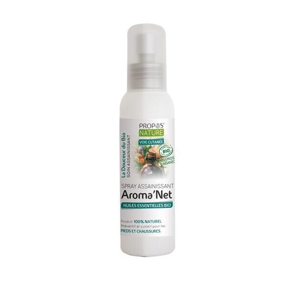 Propos'Nature - Spray assainissant Aroma'Net BIO