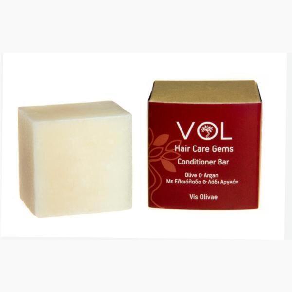 Visolivae - Après-Shampoing Vegan à l'huile d'argan tous types de cheveux