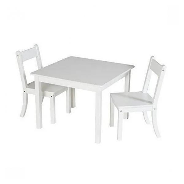 Schardt - 2 chaises et une table pour enfant 60 x 60 x 46 cm