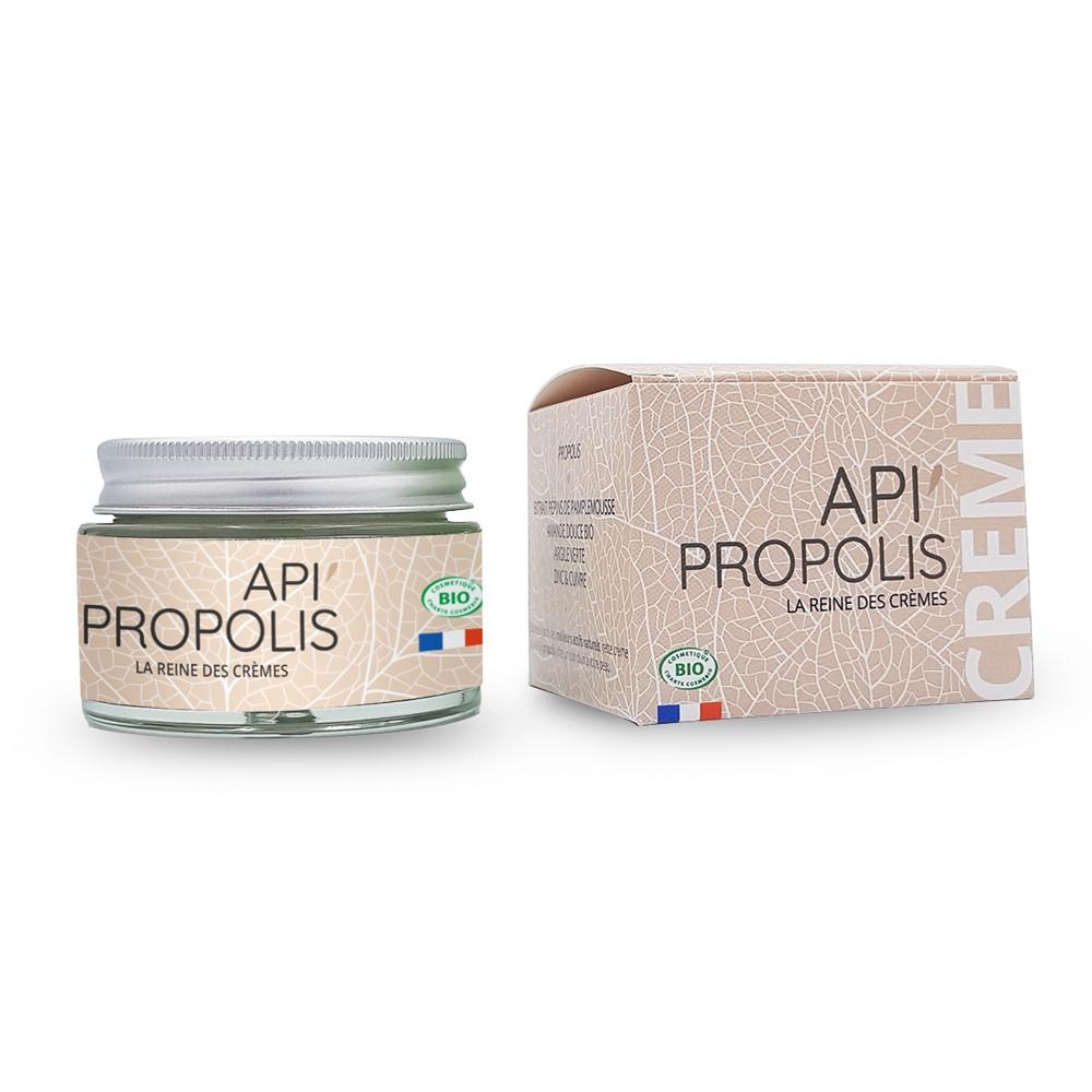 Propos'Nature - Crème visage API'PROPOLIS BIO