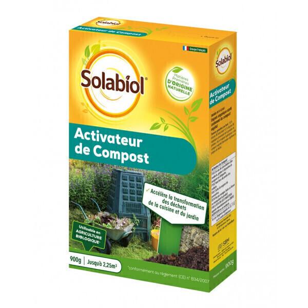 Solabiol - Activateur de compost