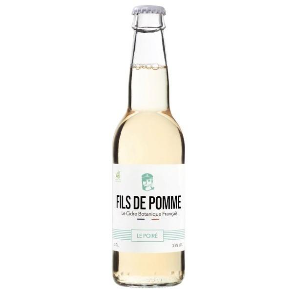 Fils de Pomme - LE POIRÉ BIO - L'ÉPATANT (12x33CL)