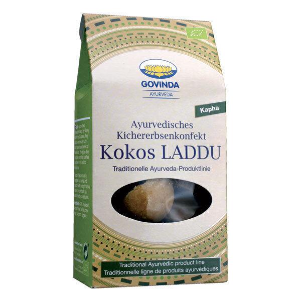 GOVINDA - Laddus noix de coco 120g