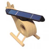 Sol-expert - Hélicoptère solaire en bois massif