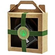 DUDU OSUN - Coffret cadeau mini-Dudu Osun® CLASSIC 25g, petit bol en bois d'
