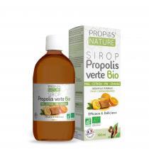 Propos'Nature - Sirop à la Propolis Verte Bio - Certifié AB Contenance - 100 m