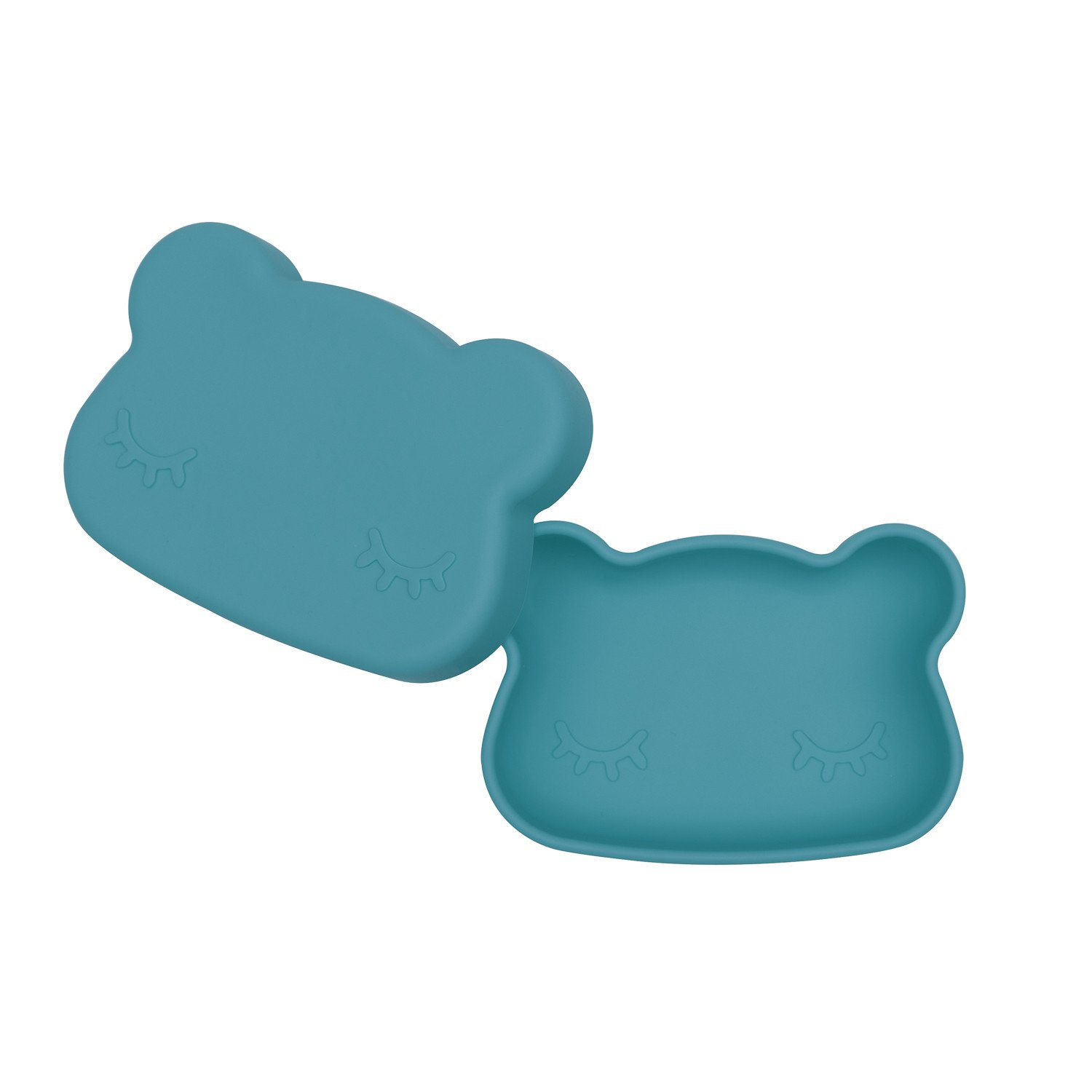We Might be Tiny - Boîte à goûter en silicone ours