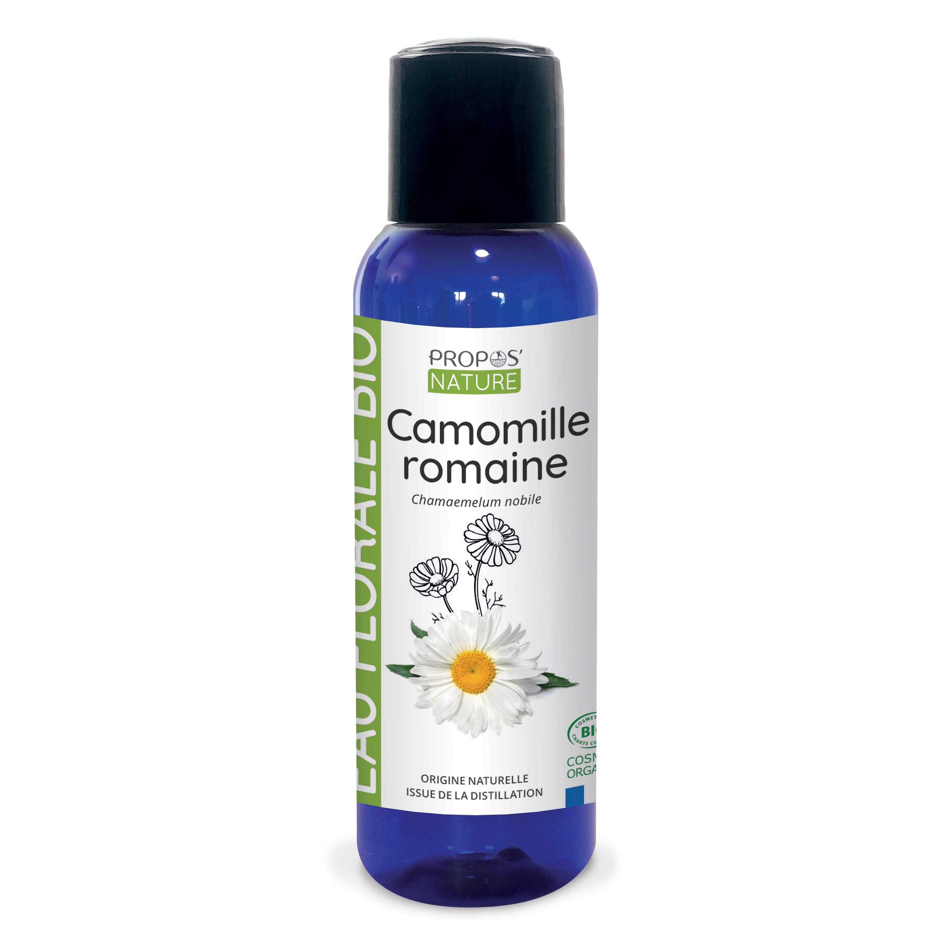 Propos'Nature - Camomille Romaine BIO - Hydrolat 100 ml