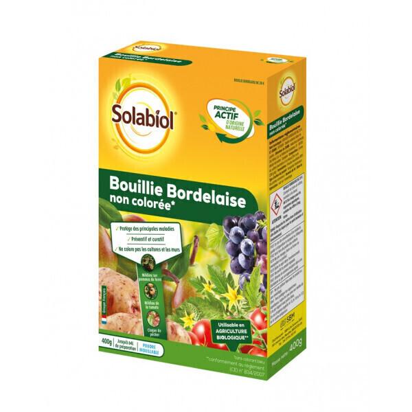 Solabiol - Bouillie Bordelaise non colorée