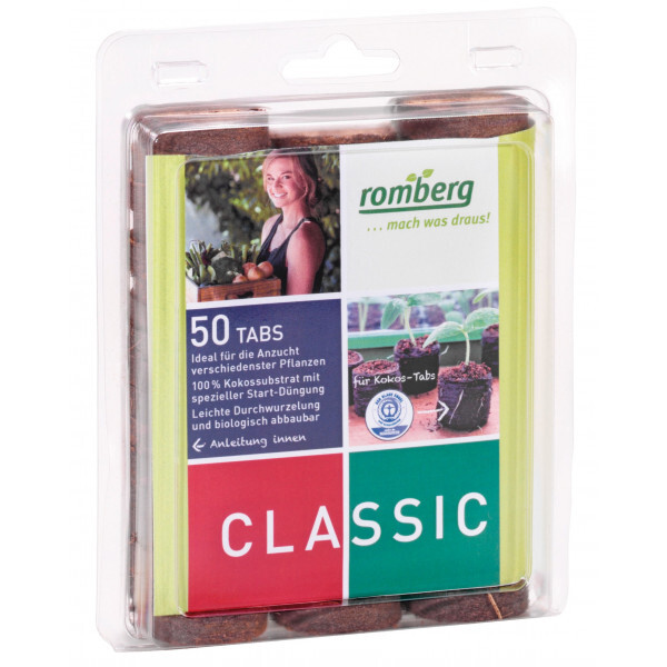 Romberg - 50 pastilles de coco