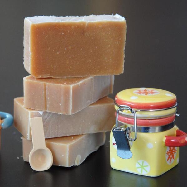 Natural care - Savon naturel au miel