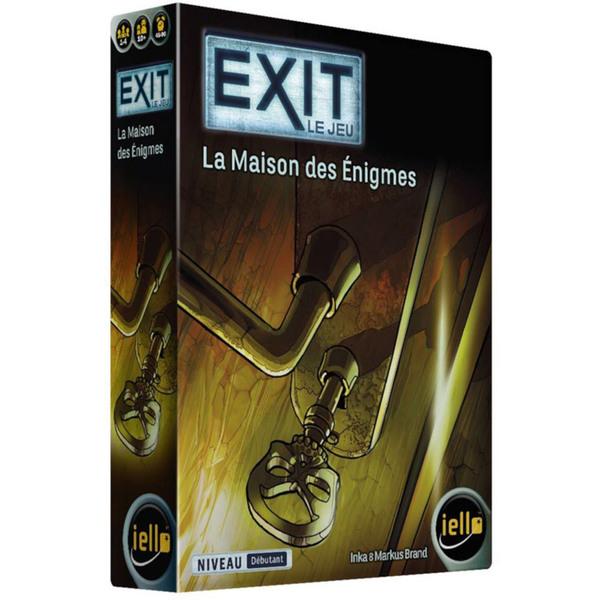 Iello - Exit La Maison des enigmes