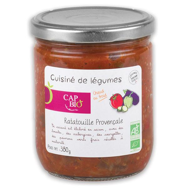 Cap Bio - Ratatouille Provençale BIO