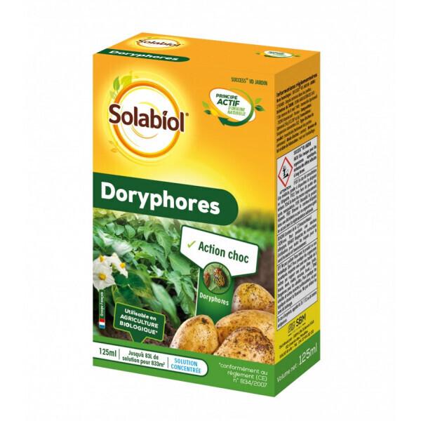 Solabiol - Insecticide doryphores Solabiol