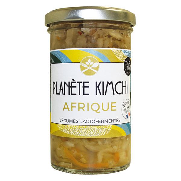 Cap Bio - Planète Kimchi Afrique