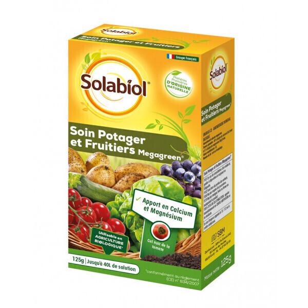 Solabiol - Soin potager et fruitiers megagreen®