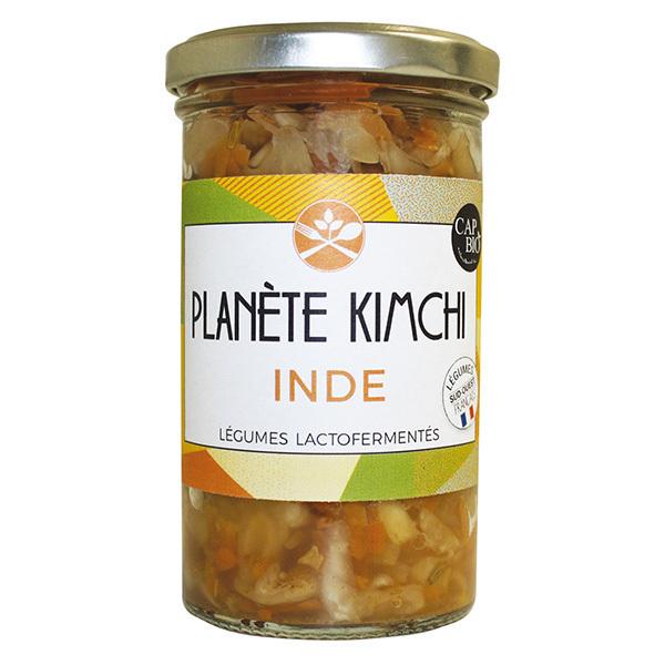 Cap Bio - Planète Kimchi Inde